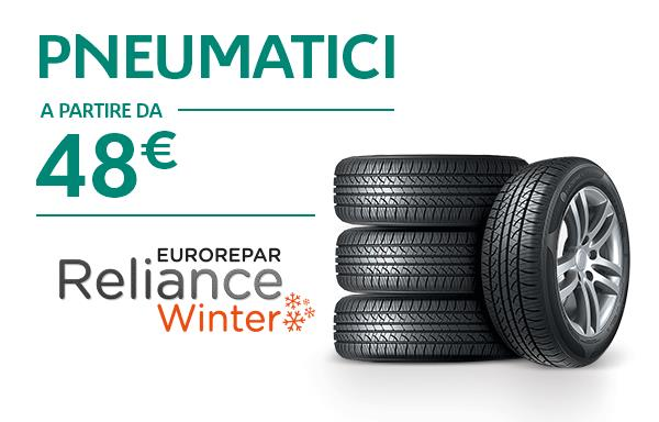 PNEUMATICI EUROREPAR RELIANCE WINTER